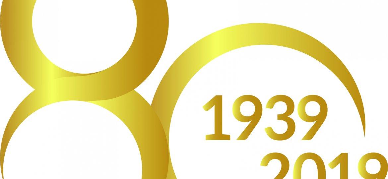 Logo 80 sfumato